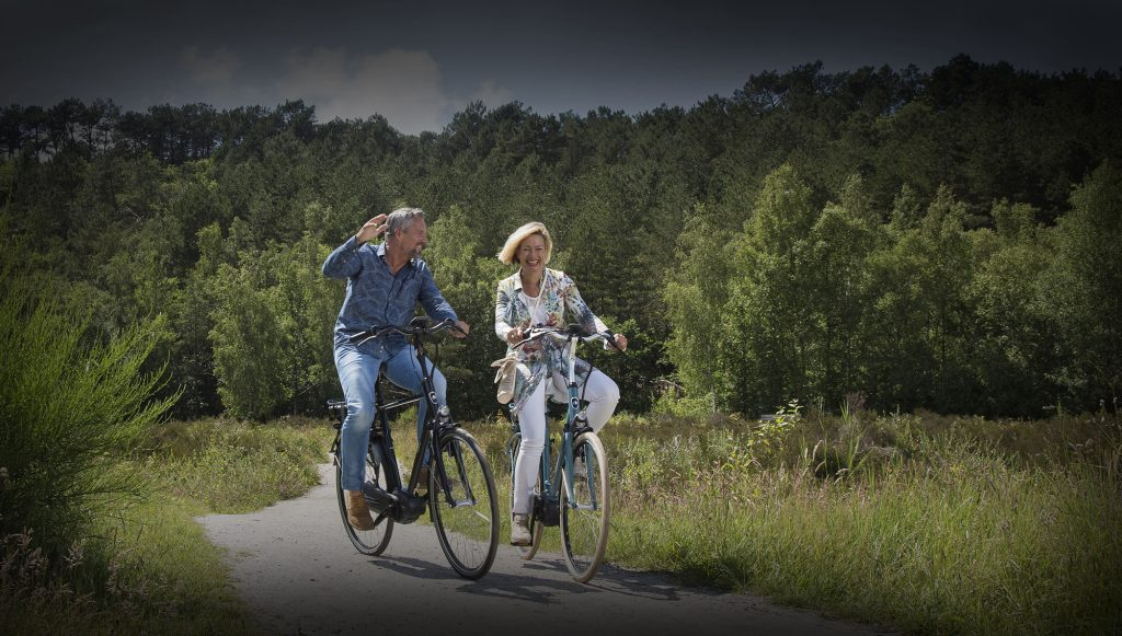 E-bike verhuur bij Restaurant en Bowling Het Meer in Vledder